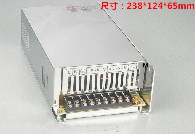 лучшая цена High Quality Power Supply 36V 600W 16.6A DC Power Supply DC Converter S-600-36