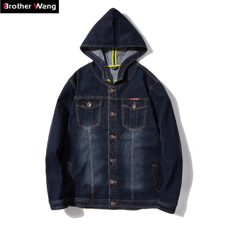 Brand AFS JEEP Thick Bomber Jacket Men hip hop veste homme Army Military Parka Men Embroidery