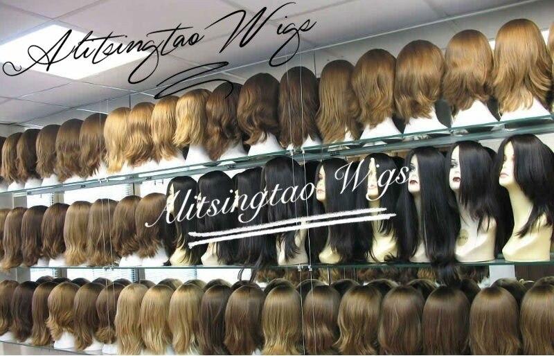 Custom made Européenne vierge cheveux casher perruque Meilleur Sheitels livraison gratuite