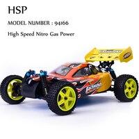 HSP Rc Car 1 10 Nitro Power Off Road Buggy 4wd Remote Control Car 94166 Backwash