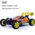 HSP Rc Автомобилей 1/10 Nitro Power Off Road Багги 4wd Дистанционного управления Автомобилем 94166 Обратной Две Скорости Высокая Скорость Хобби Аналогичные REDCAT