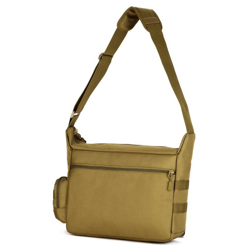 Sports & Entertainment Camping & Hiking Amicable Men Large Multi-use Outdoor Tactical Messenger Bag For 14 Inch Laptop Cross-body Bag Camo Military Shoulder Bag K308