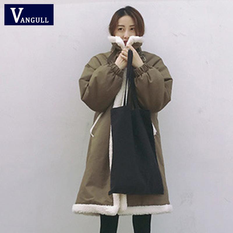 Women Coats Plus Warm 3