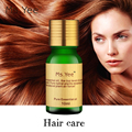 Hair Care Essential Oils for Dry Damage Hair Treatment Tea Tree Rosemary Jojoba Plant Extracts Bio Oil for Anti-Hair Loss 10ML