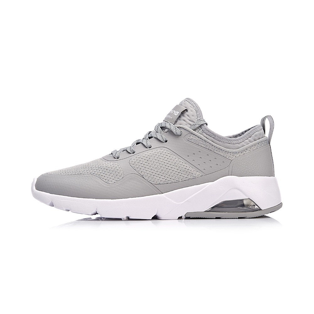 Li-ning hommes bulle ACE SUPER marche chaussures respirant coussin doublure confort portable Sport chaussures baskets AGCN005 YXB147 - 6