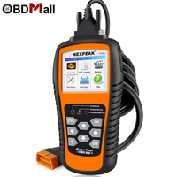 2018 Newest OBD2 Scanner Car Diagnostic Tool NEXPEAK NX501 Multi Languages Full OBD 2 Function Check