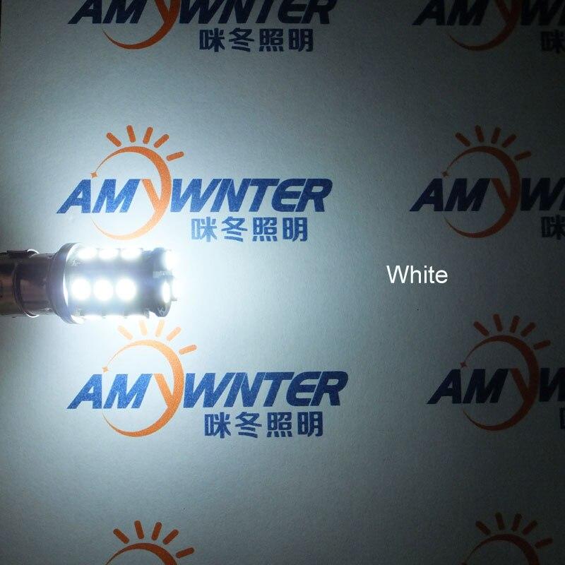 T20 7443 12V светодиодна двойна светлинна - Автомобилни светлини - Снимка 6