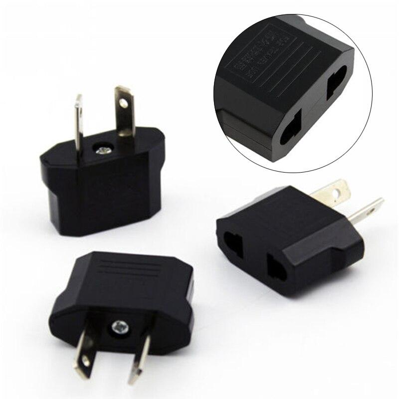 New Arrival 3pcs USA US EU To AU AUS Travel Power Plug Converter Adapter Charger 250V 2200W Mayitr