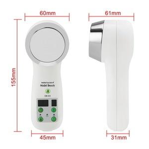 Image 2 - CE/FDA 1MHz Ultrasonic Slimming Massager, Cavitation Ultrasound Therapy Fat Burning Massager Facial Skin Rejuvenating Device