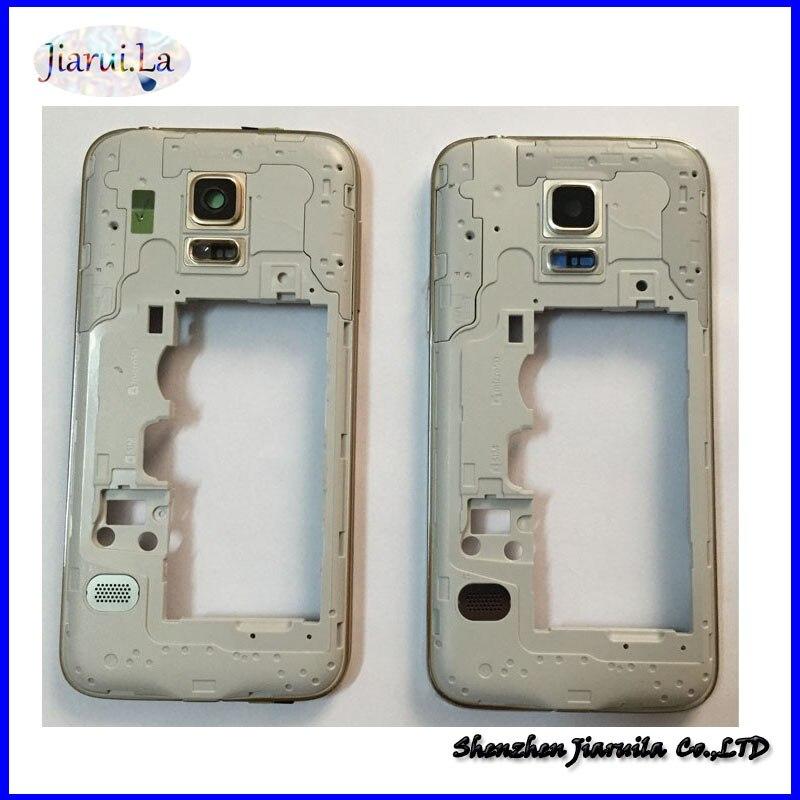 Original Back Housing Panel Frame Middle Bezel For Samsung