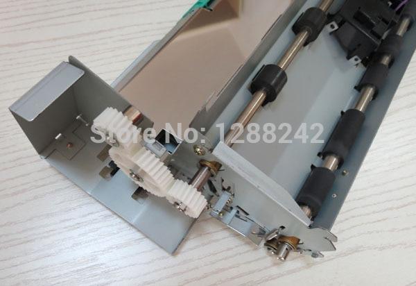 Pour HP Laserjet Imprimantes De Rechange Pièces dans LJ 9000 dn 9040 9050 Utilisé Original Imprimante rouleau D'enregistrement assemblage RG5-5663-060CN