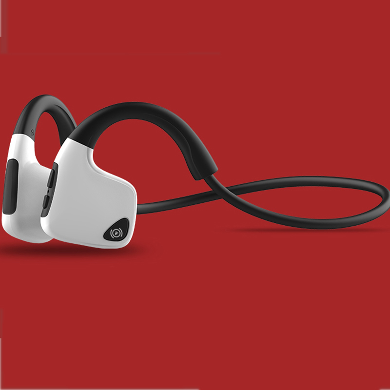 Image 5 - Original headphones Bluetooth 5.0 Bone Conduction Headsets Wireless Sports earphones Handsfree Headsets Support Drop ShippingBluetooth Earphones & Headphones   -
