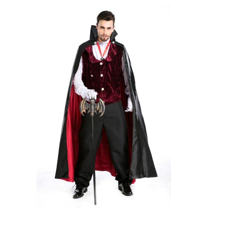 Di Costume Per 2017 Halloween Uomini Gothic Gli Vampire Uomo TiXukOZP