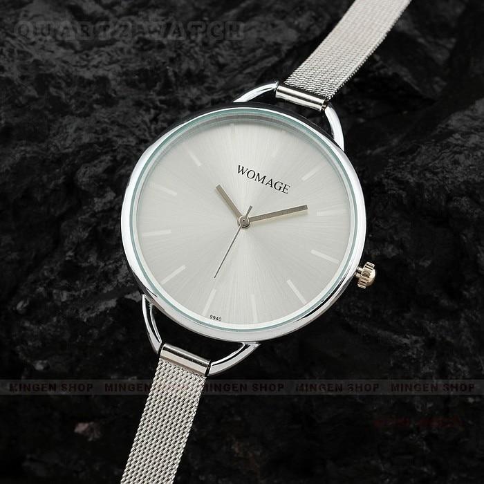 2015 Luxury Brand Watch Women Fashion Gold Watch Full Steel Quartz Watch Women Dress Watches Hours Reloj Mujer Relogio Feminino