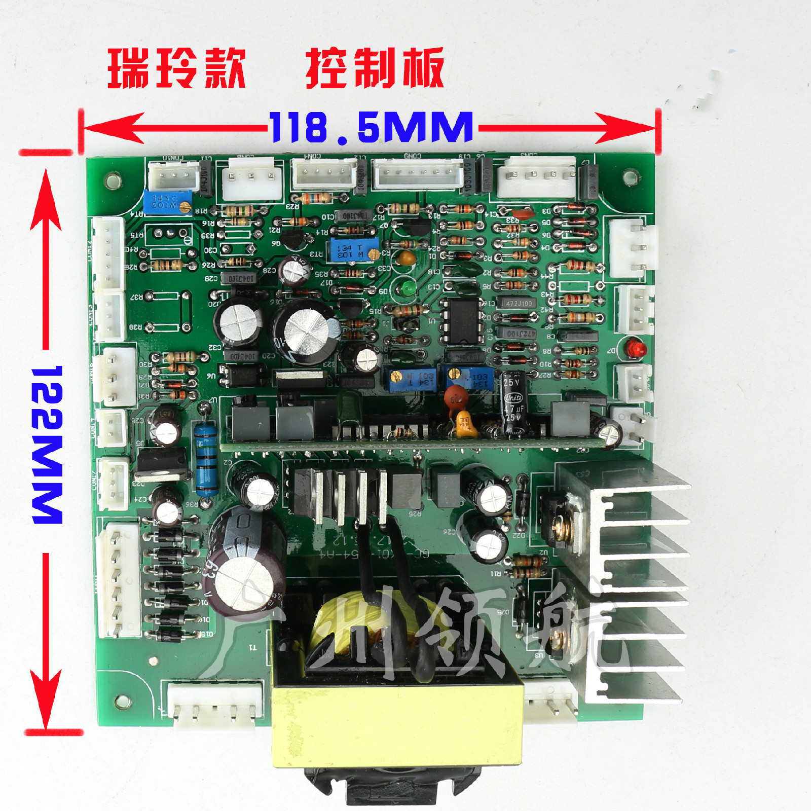 Home Appliances Zx7-400 Single Igbt Welder Control Panel Reallink Section Single Tube Zx7-400 Control Circuit Board At Any Cost