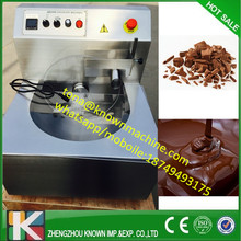 Omron temperature control stainless steel chocolate tempering machine