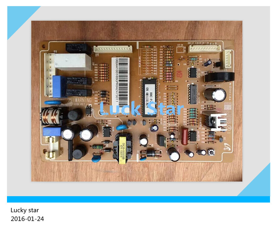 95% new for Samsung refrigerator pc board Computer board DA41-00164A board good working 95% new original good working refrigerator pc board motherboard for samsung rs21j board da41 00185v da41 00388d series on sale