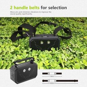 Image 4 - DOSS Traveller Outdoor Bluetooth V4.0 Speaker Waterproof IPX6 Portable Wireless Speakers 20W Stereo Bass shower speaker
