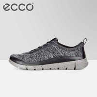Summer ECCO Casual Shoes Men Brand Fly Knit Breathable Men Sneakers Flats Mesh Slip On Loafers Light Weight Footwears 860004