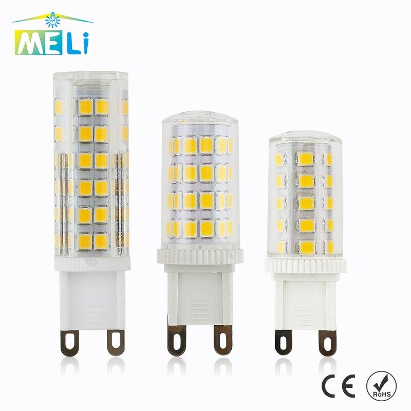 G9 220v 10w 15w Mini Led Bulb Lamp