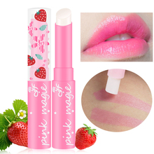 Hot Pop 1pcs  Pink Baby l ips Nude ipstick Cosmetics Waterproof Jelly Balm Moisturizering ip Care