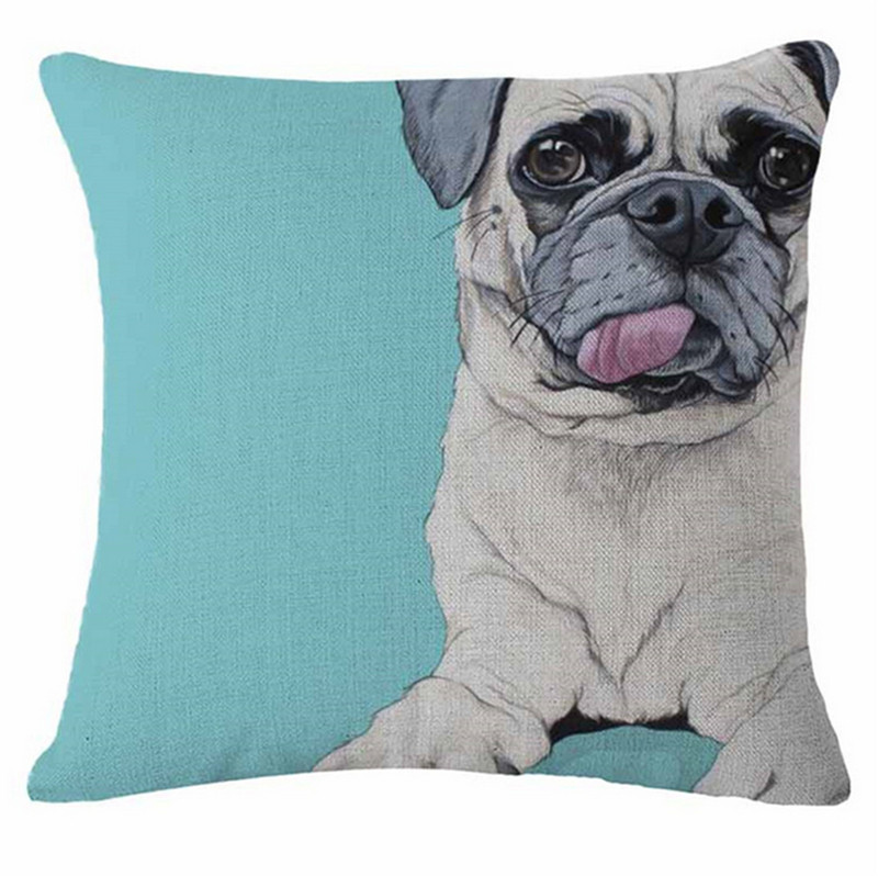 Housse coussin : Carlin