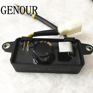 Image 3 - CQJY automatyczny Regulator napięcia dla Generator części zamiennych, CQJY AVR 2KW 2.5KW 2.8kw 220V Generator jednofazowy AVR wysokiej jakości