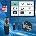 CP-27B Таблица для проверки зрения программного обеспечения  ЖК-видения тестового программного обеспечения  видения тестирования программно...