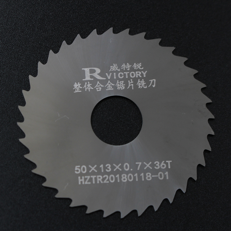 Carbide Saw blade 5pcs 50x3 7x12 7x16T H7 Non standard custom Tungsten steel circular saw blades