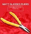 matt eyeglasses pliers ,eyewear pliers different model  ,eyeglasses accessories,eyewear part glasses tool Q001