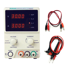 KORAD KD3003D Dual LCD Four-Digit Display Adjustable DC Regulated power supply 30V3A Laboratory power supply saike 1503d dc regulated power supply 15v 3a regulated adjustable laboratory power supply with usb interface