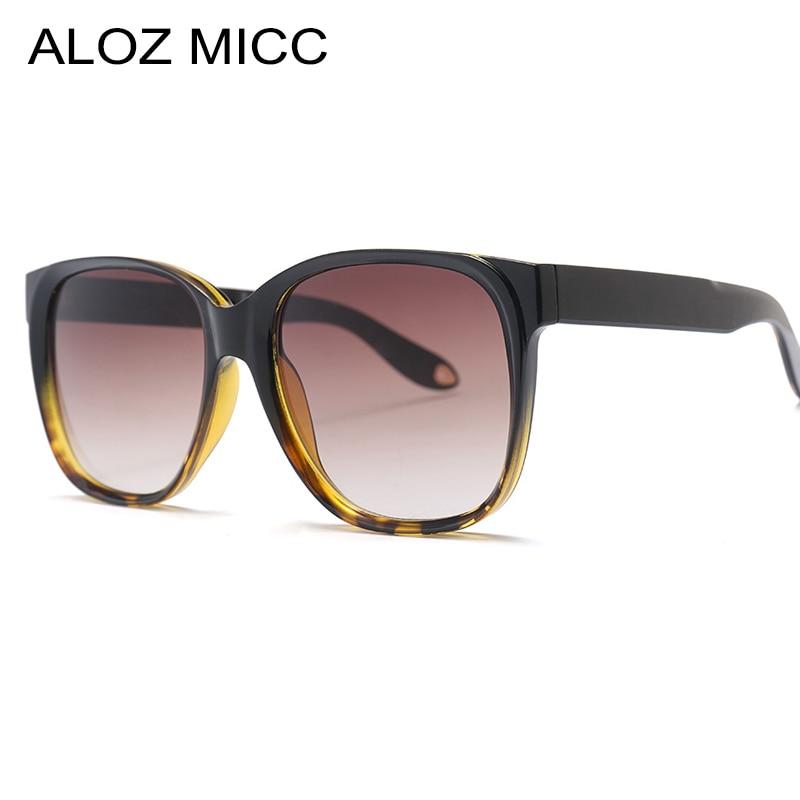 Apparel Accessories Clever Aloz Micc Vintage Square Sunglasses Women 2019 Brand Designer Oversize Sun Glasses Men Fashion Unisex Eyewear Uv400 Q506 Luxuriant In Design