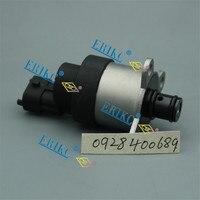 ERIKC Diesel Pump Metering Unit Diesel Spare Parts 0 928 400 689 Fuel Buring Regulator Valve Unit 0928400689