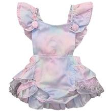 Cute Floral Baby Romper Children Clothes