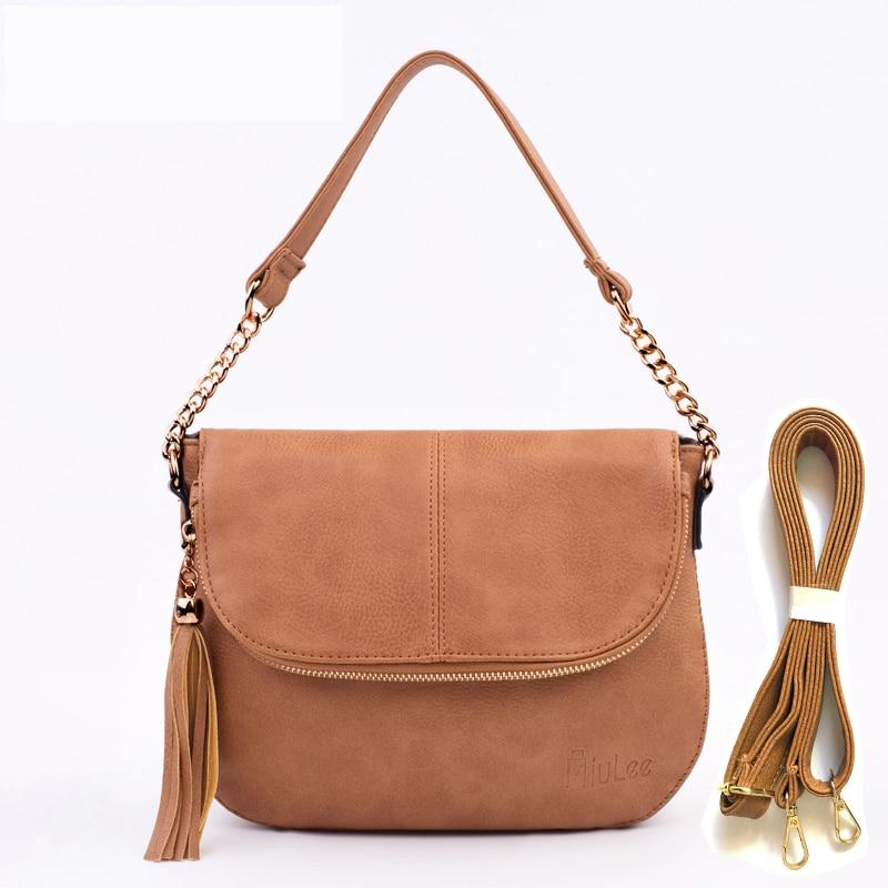 New women leather handbags tassel crossbody bags woman fashion women famous brand shoulder bag messenger bags bolsa feminina