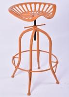 Industrial Chairs Quality Metal bar stool high stool bar chair front desk bar chair