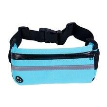 Portable Convenient USB Waist Packs Men Women (5 colors)
