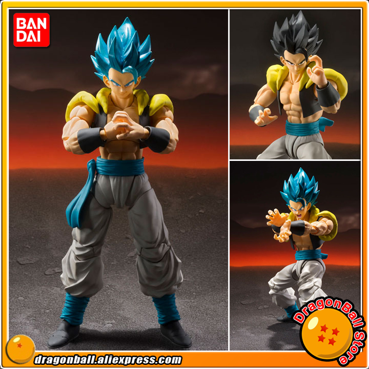 Dragon Ball SUPER BROLY Original BANDAI SPIRITS Tamashii Nations S H Figuarts SHF Action Figure