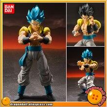 """Dragon Ball SUPER BROLY"" Original BANDAI SPIRITS Tamashii Nations S.H. Figuarts SHF Action Figure   Super Saiyan God SS Gogeta"