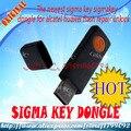 Frete grátis TOP SELLING Sigma Chave Sigmakey Unlock dongle Flash/Unlock/Repair Tool Para Telefones MTK China Mobile