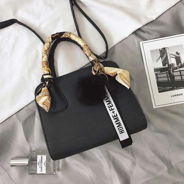 LAN LOU Shoulder Bags...