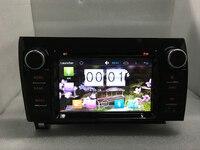 Reine Android 6.0 Auto gps-Spieler Für Toyota Tundra 2007-2013 Toyota Sequoia 2008-2014 mit WiFi Rückansicht kamera Bluetooth GPS