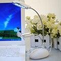 Brillante estupendo 2 en 1 Portátil LLEVÓ La Lámpara y Ventilador Alimentado Por USB