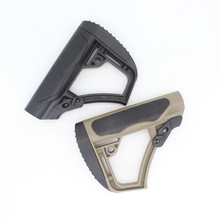 DD after butt grip Nylon jinming 8 gel ball blaster tactical M4 water bullet gun tail support Toy Rifle Gun hunting accessory