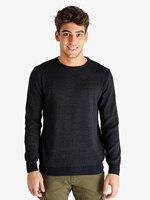 Round neck sweater men