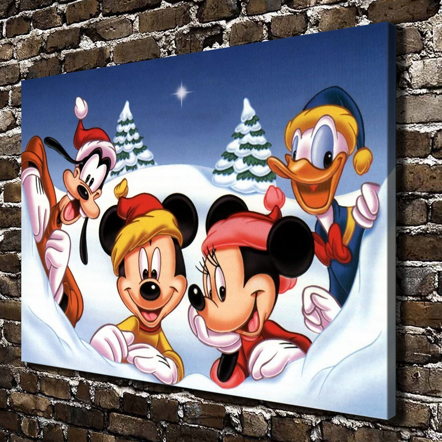 Compare prices on picture donald duck online shopping buy for Decoration maison mickey
