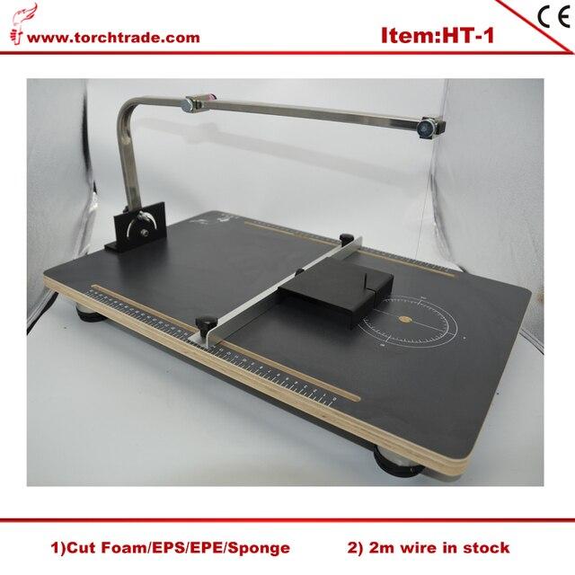 Torch Brand Foam Polystyrene Electric Styrofoam Hot Wire Cutter -in ...