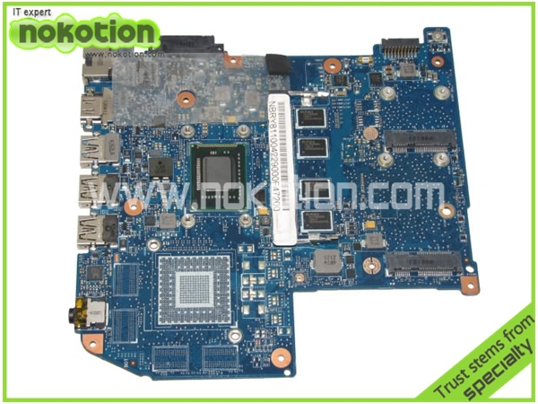 все цены на  NBRY811004 JM50 laptop motherboard for Acer M3 581 Intel I3-2367 Mainboard Full tested  онлайн