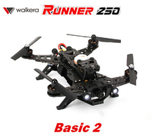 (In stock) Original Walkera Runner 250 Racing Basic 2 Version with DEVO 7 transmitter RC Quadcopter Drone RTF 2.4GHz
