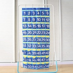 Zw040 digital mobile phone hanging bag dormitory classroom wall hanging bag multi layer storage bag 63.jpg 250x250